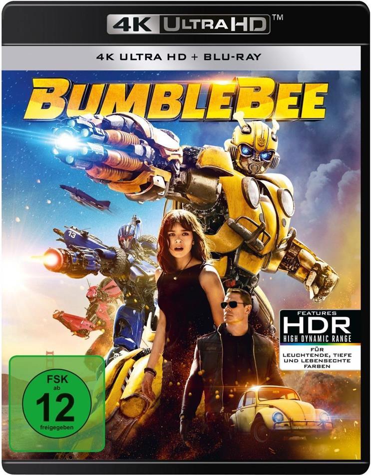 Bumblebee (2018) (4K Ultra HD + Blu-ray)