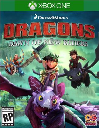 Dragons - Dawn Of New Riders