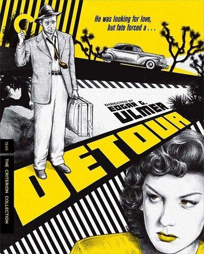 Detour (1945) (s/w, Criterion Collection)