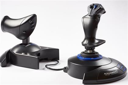 Thrustmaster - T.Flight Hotas 4 Joystick + Throttle - Ace Combat Ed.