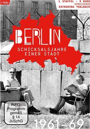 Berlin - Schicksalsjahre einer Stadt - Staffel 1 (9 DVDs)