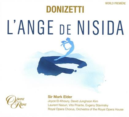 Royal Opera House Orchestra, Gaetano Donizetti (1797-1848) & Sir Mark Elder - L'ange De Nisida (Digipack, 2 CDs)