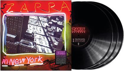 Frank Zappa - Zappa In New York (2019 Release, 40th Anniversary Edition, 3 LPs)