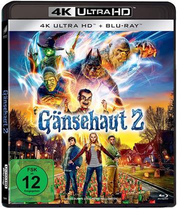Gänsehaut 2 (2018) (4K Ultra HD + Blu-ray)
