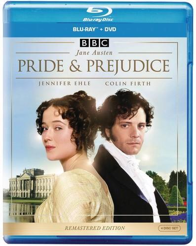 Pride & Prejudice (1995) (BBC, 4 Blu-rays)