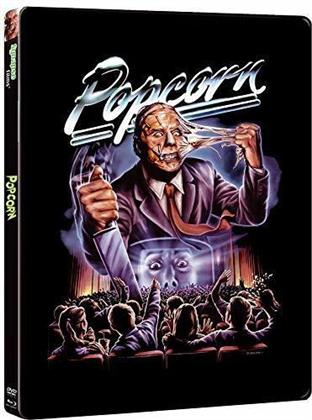 Popcorn (1991) (Steelbook, 2 Blu-rays)