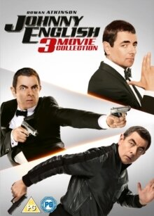 Johnny English 1-3 - 3 Movie-Collection (3 DVDs)