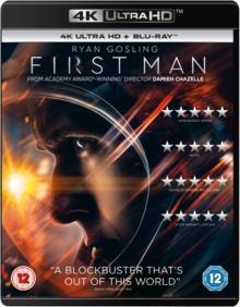 First Man (2018) (4K Ultra HD + Blu-ray)