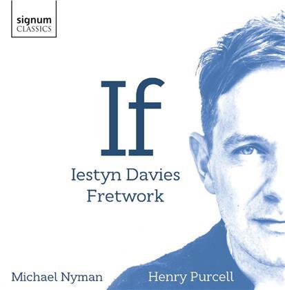 Michael Nyman (*1944), Henry Purcell (1659-1695), Iestyn Davies & Fretwork - IF