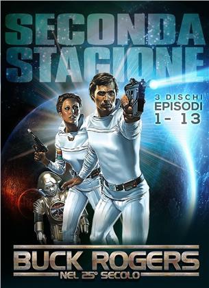 Buck Rogers - Stagione 2 (4 Blu-rays)