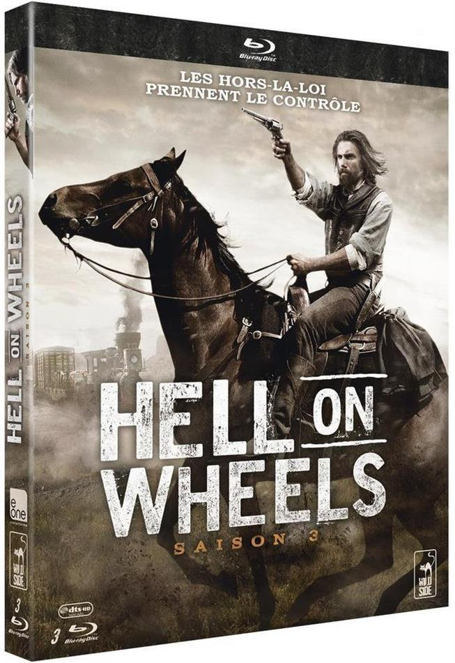 Hell on Wheels - Saison 3 (3 Blu-rays)
