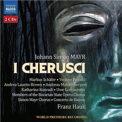Johann Simon Mayr (1763-1845), Franz Hauk & Concerto de Bassus - I Cherusci