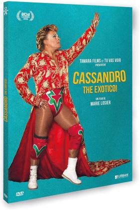 Cassandro, the Exotico! (2018)