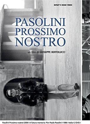 Pasolini Prossimo Nostro (2006) (s/w, 2 DVDs)