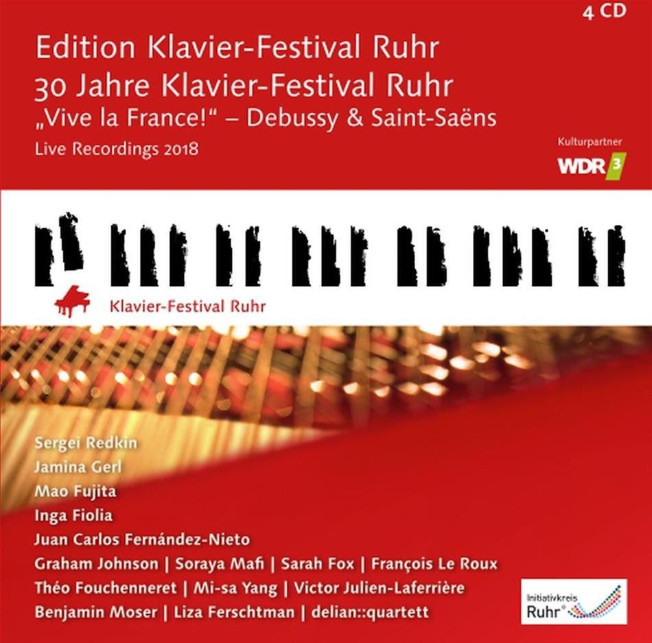 Klavier-Festival Ruhr Vol. 37 (4 CDs)
