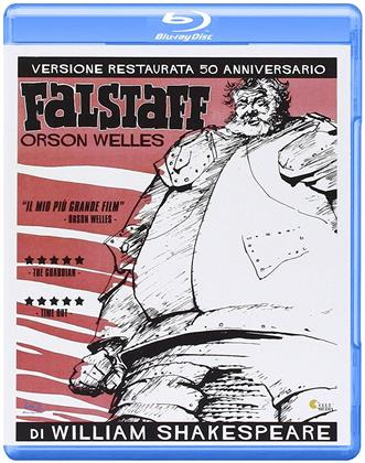 Falstaff (1965) (50th Anniversary Restoration, n/b)