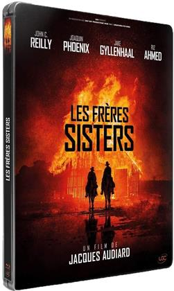 Les Frères Sisters (2018) (Limited Edition, Steelbook)