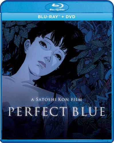 Perfect Blue (1997) (Blu-ray + DVD)