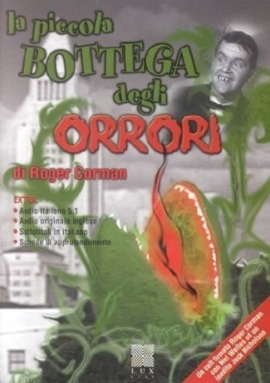 La piccola bottega degli orrori (1960) (n/b, Riedizione)