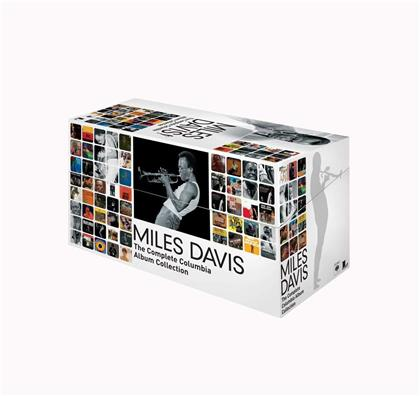 Miles Davis - The Complete Columbia Album Collection (71 CDs)