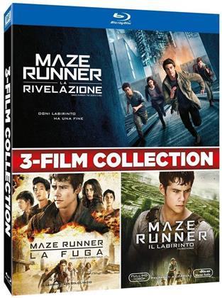 Maze Runner - 3-Film Collection (Box, 3 Blu-rays)