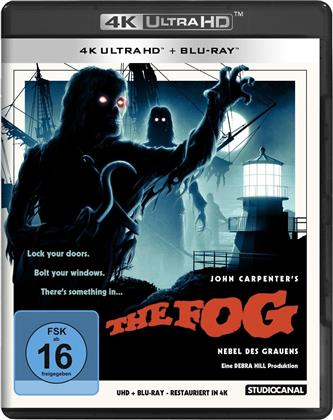 The Fog - Nebel des Grauens (1979) (4K Ultra HD + Blu-ray)