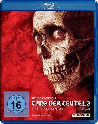 Tanz der Teufel 2 (1987) (Uncut)
