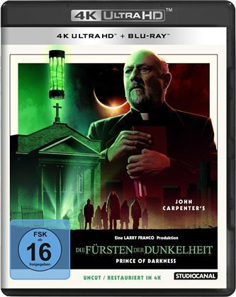 Die Fürsten der Dunkelheit (1987) (Uncut, 4K Ultra HD + Blu-ray)