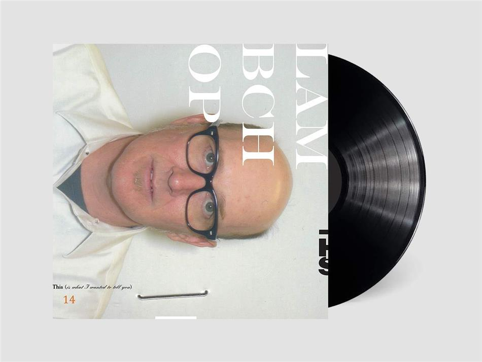 Lambchop - This (Is What I Wanted To Tell You) (White Vinyl, LP)