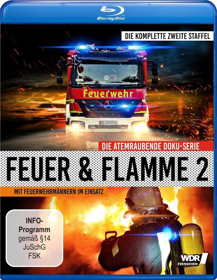 Feuer und Flamme - Mit Feuerwehrmännern im Einsatz - Staffel 2