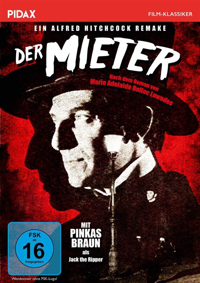 Der Mieter (1967) (Pidax Film-Klassiker, s/w)
