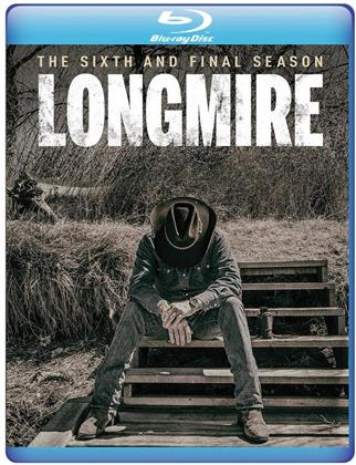 Longmire - Season 6 - Final Season (2 Blu-rays)