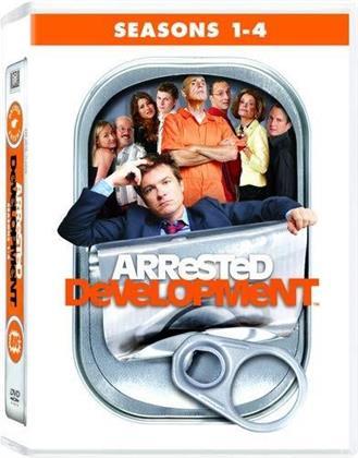 Arrested Development - Seasons 1-4 (11 DVDs)