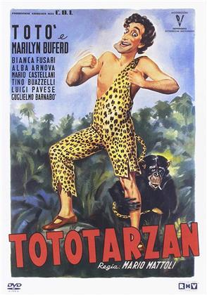 Totòtarzan (1950) (s/w, Neuauflage)