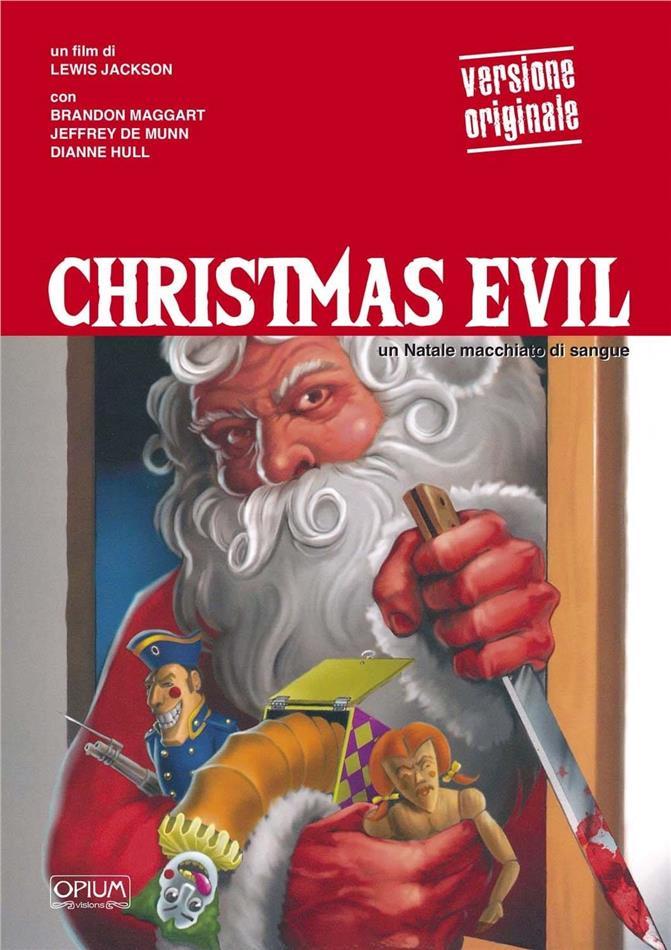 Christmas Evil - Un Natale macchiato di sangue (1980) (Opium Visions, Versione Originale)