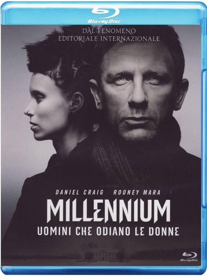 Millennium - Uomini che odiano le donne (2011) (Digipack, Limited Edition, 2 Blu-rays)