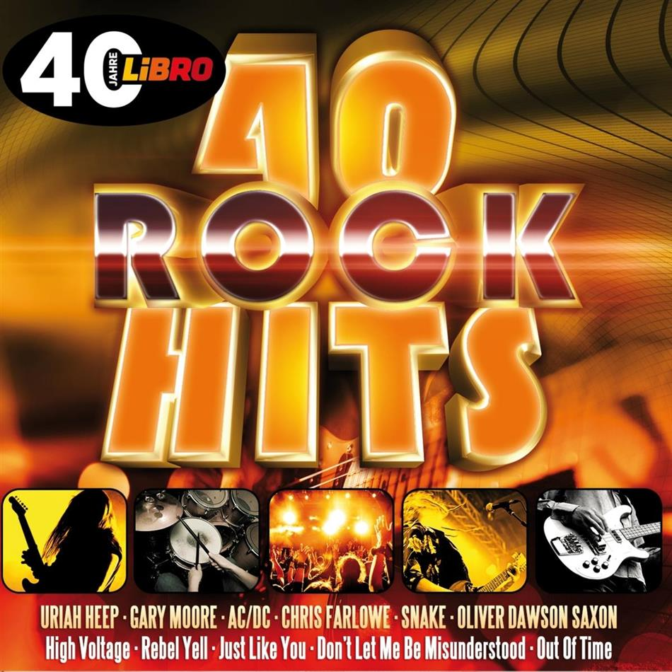 40 Rock Hits (2 CDs)