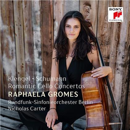 Robert Schumann (1810-1856), Julius Klengel, Richard Strauss (1864-1949), Nicholas Carter, Raphaela Gromes, … - Cellokonzerte