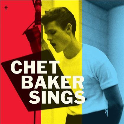 """Baker Chet - Sings (Colored, LP + 7"""" Single)"""