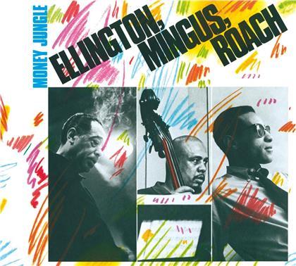 Duke Ellington, Charles Mingus & Max Roach - Money Jungle (American Jazz Classics, + Bonustrack)