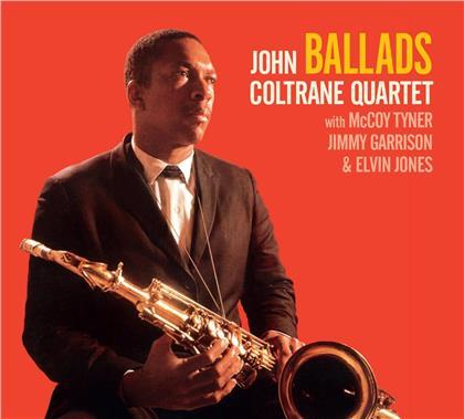 John Coltrane - Ballads (American Jazz Classics, + Bonustrack)