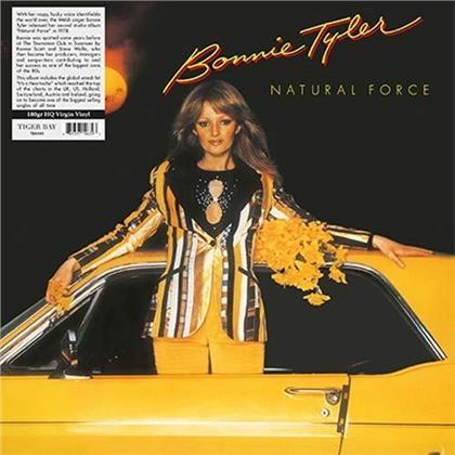 Bonnie Tyler - Natural Force (2019 Release, LP)