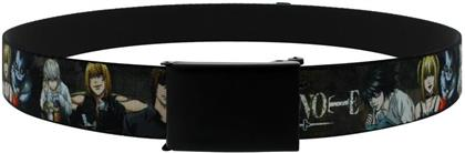 Death Note - Character Group - Web Belt (one size)