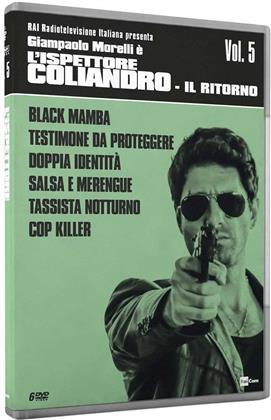 L'ispettore Coliandro - Stagione 5 (6 DVD)