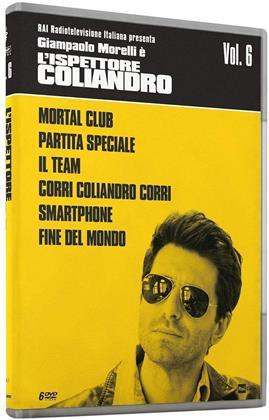 L'ispettore Coliandro - Stagione 6 (6 DVD)