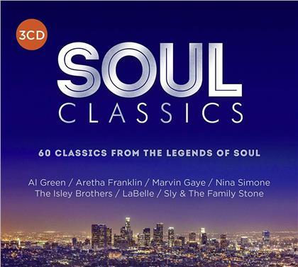 Soul Classics (3 CDs)