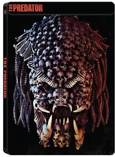The Predator (2018) (Steelbook)