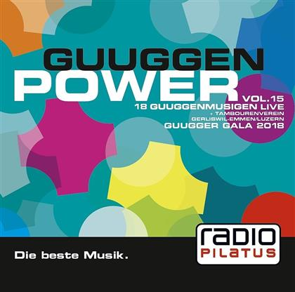 Guuggen Power Vol. 15 (2 CDs)