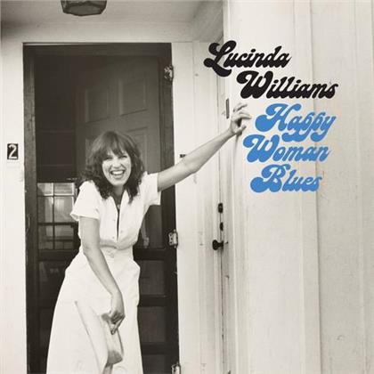 Lucinda Williams - Happy Woman Blues (2019 Reissue, LP)