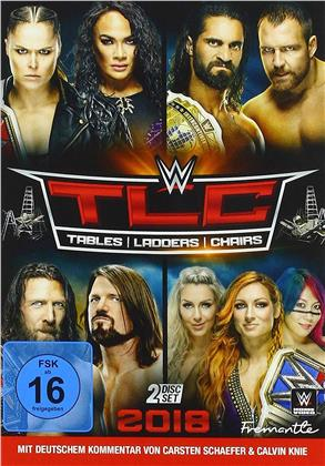 WWE: TLC - Tables, Ladders & Chairs (2 DVDs)